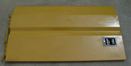 116-1780 CAT ENGINE COMPARTMENT DOOR RIGHT-HAND - WITH LATCH & HINGE