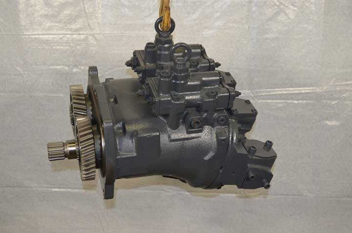 9152668 PUMP WITHOUT GEARBOX