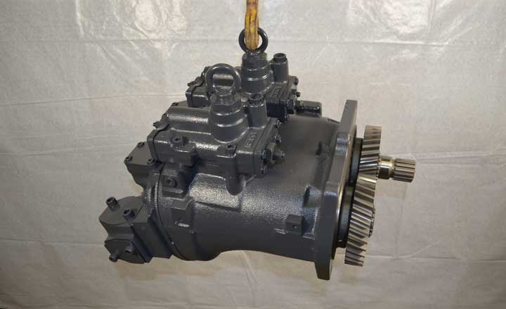 9155142 PUMP WITHOUT GEARBOX