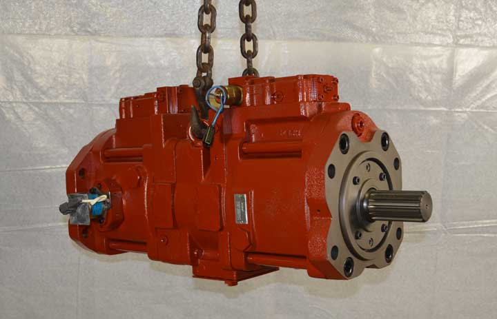 9255724 PUMP WITHOUT GEARBOX