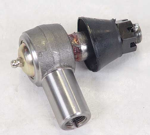 A40963 CASE TIE ROD END (FEMALE THREAD) RIGHT-HAND & LEFT-HAND
