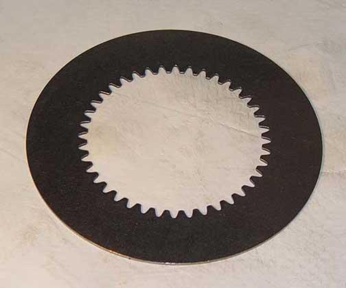 A42855 CASE TRANSMISSION DISC (STEEL)