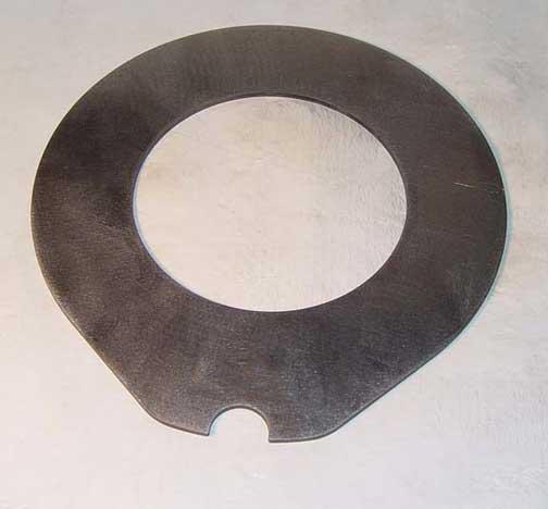 A52252 CASE BRAKE DISC (STEEL)