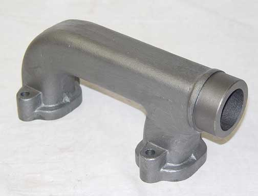 A65917 CASE EXHAUST MANIFOLD END SECTION
